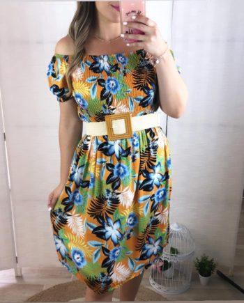 Vestido Hawaii